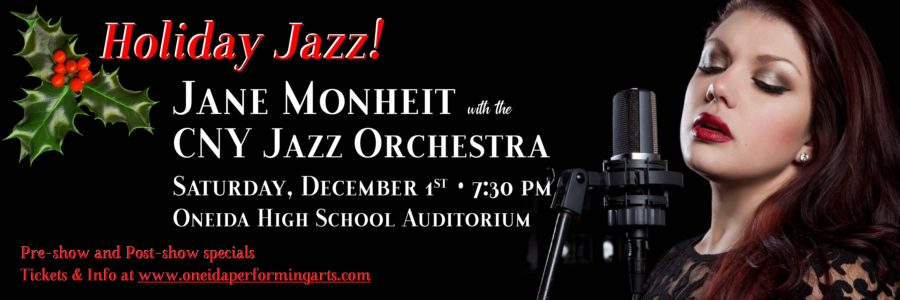 more about jane monheit the cny jazz orchestra
